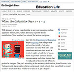 NYT-Calculator